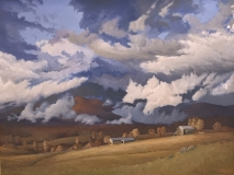 Morning After the Storm, Kevin H. Adams