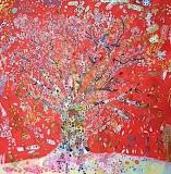 Red Tree, Kathy Beynette