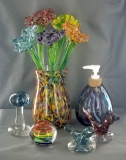 Jolene Cooper, Glass