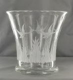 Patty Sevre, Engraved Glass