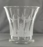 Patty Sevre, Engraved Glass