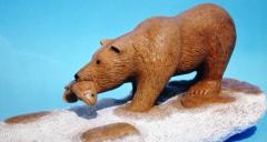 Fishing Grizzly, Maggi Morris