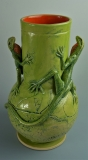 Sparring Anoles, Dawn Mickel