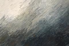 Stormfront, Jennifer Tepper Hevelry, acrylic on board, 24 x 36