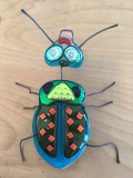 Fused Glass Garden Bug, Heidi Morf