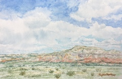Georgia's Country, Abiquiu, New Mexico, Phyllis Northup