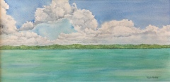 Water Colors, Biscayne National Park, Phyllis Northup
