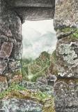 Windows Through Time, Machu Picchu, Phyllis Northup