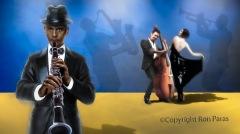 Improvisation, Ron Paras, 30x20