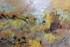 Autumn Stroll, Pam Pittinger, Acrylic, 24x36