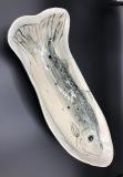 Nancy Nord Fish 15x5x2.5 Stoneware