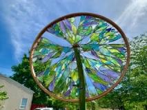 JenniferWebb, fused glass