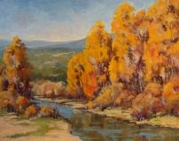 Thorton River, Nedra Smith, 24 x 30