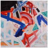 Anything I, Adam Disbrow,  Acrylic on Canvas, 36x36_