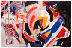 Everything I, Adam Disbrow, Acrylic on Canvas  24x 36
